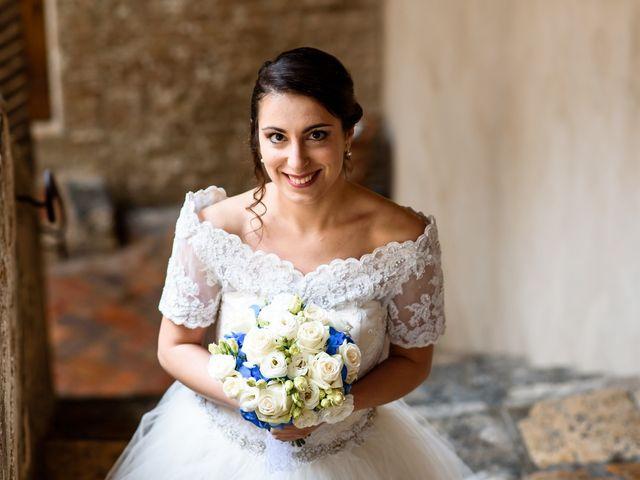 Il matrimonio di Francesco e Victoria a San Gimignano, Siena 38