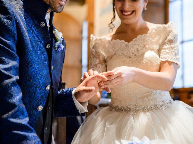 Il matrimonio di Francesco e Victoria a San Gimignano, Siena 45