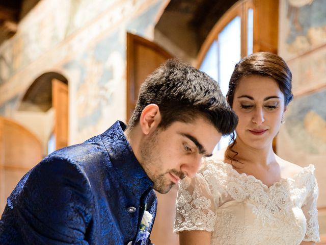 Il matrimonio di Francesco e Victoria a San Gimignano, Siena 48