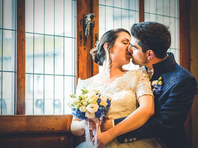 Il matrimonio di Francesco e Victoria a San Gimignano, Siena 50