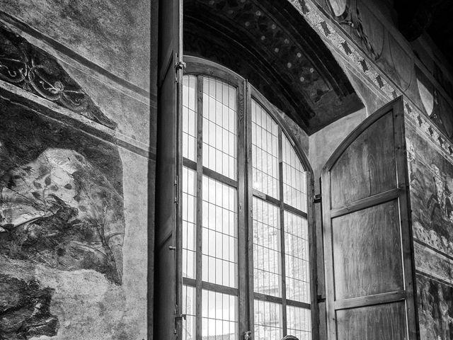 Il matrimonio di Francesco e Victoria a San Gimignano, Siena 51