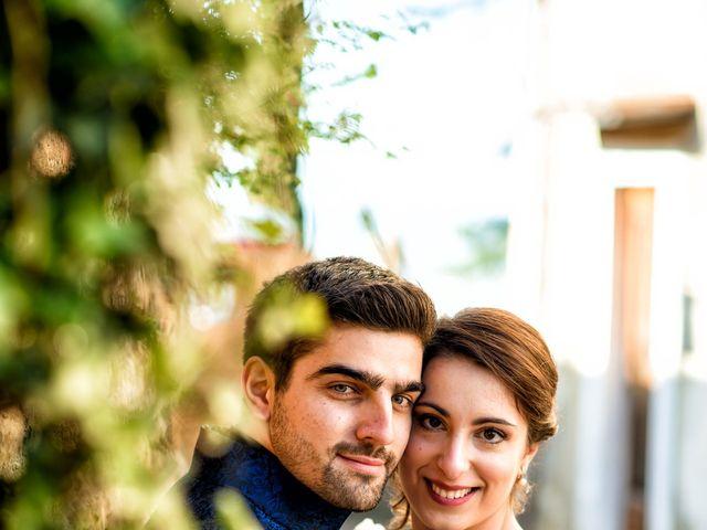 Il matrimonio di Francesco e Victoria a San Gimignano, Siena 55