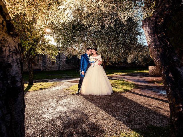 Il matrimonio di Francesco e Victoria a San Gimignano, Siena 60