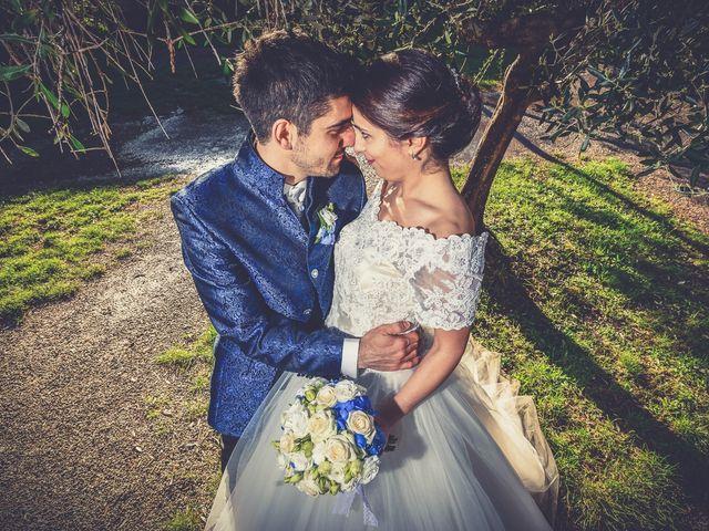 Il matrimonio di Francesco e Victoria a San Gimignano, Siena 61
