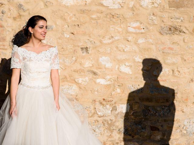 Il matrimonio di Francesco e Victoria a San Gimignano, Siena 64