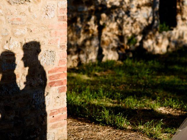 Il matrimonio di Francesco e Victoria a San Gimignano, Siena 65