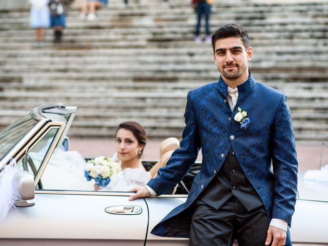 Il matrimonio di Francesco e Victoria a San Gimignano, Siena 66