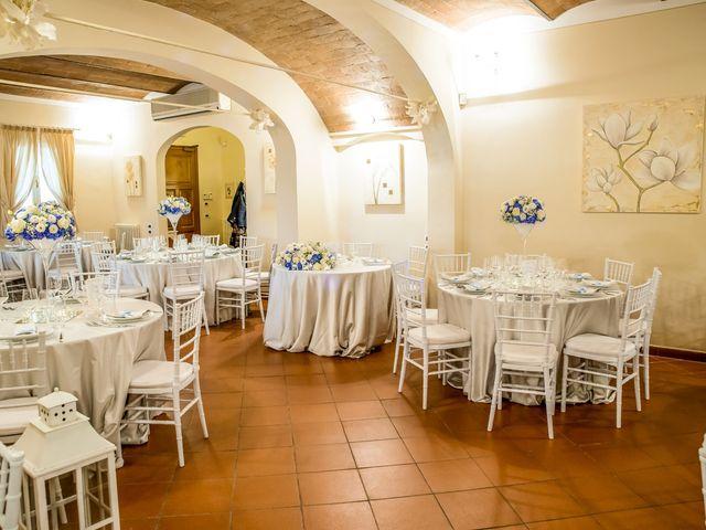Il matrimonio di Francesco e Victoria a San Gimignano, Siena 68