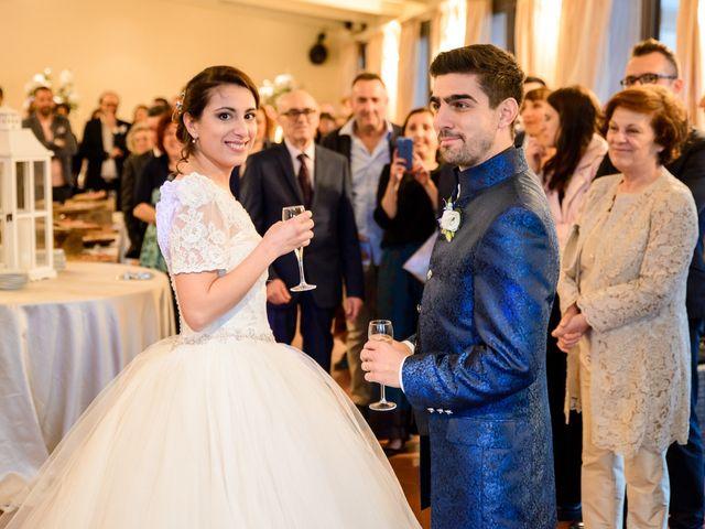 Il matrimonio di Francesco e Victoria a San Gimignano, Siena 70