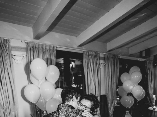Il matrimonio di Francesco e Victoria a San Gimignano, Siena 79