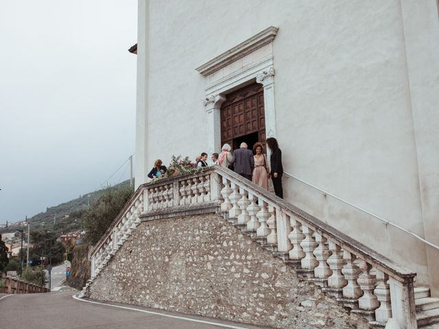 Il matrimonio di Luca e Raffaella a Bardolino, Verona 3