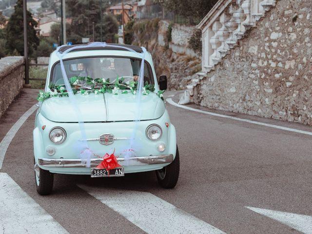 Il matrimonio di Luca e Raffaella a Bardolino, Verona 6