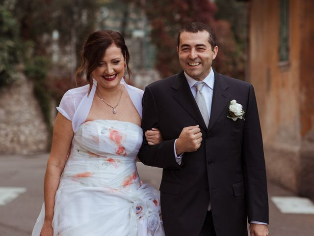 Il matrimonio di Luca e Raffaella a Bardolino, Verona 7