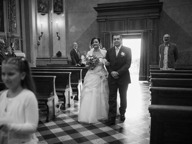Il matrimonio di Luca e Raffaella a Bardolino, Verona 11