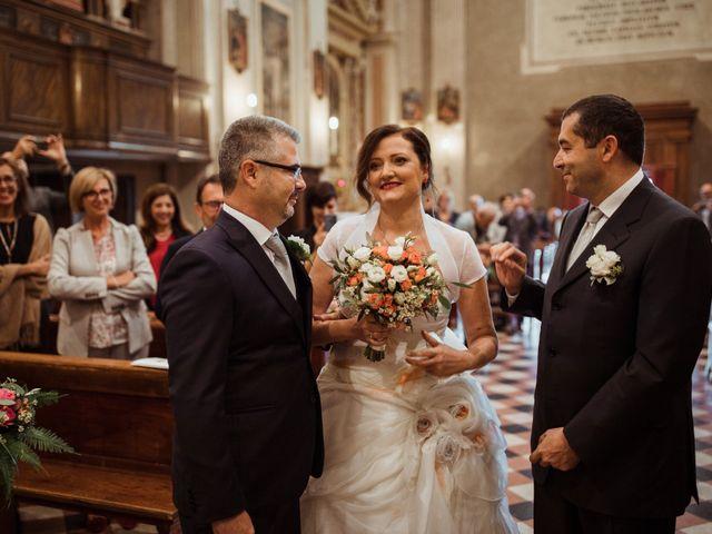 Il matrimonio di Luca e Raffaella a Bardolino, Verona 12
