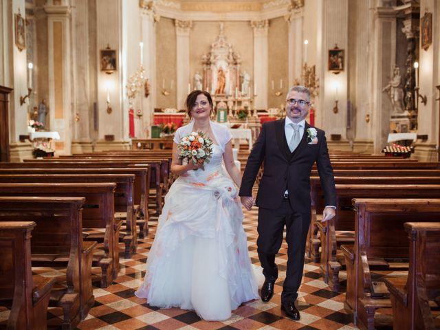 Il matrimonio di Luca e Raffaella a Bardolino, Verona 19