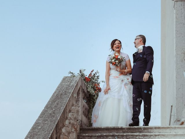 Il matrimonio di Luca e Raffaella a Bardolino, Verona 1