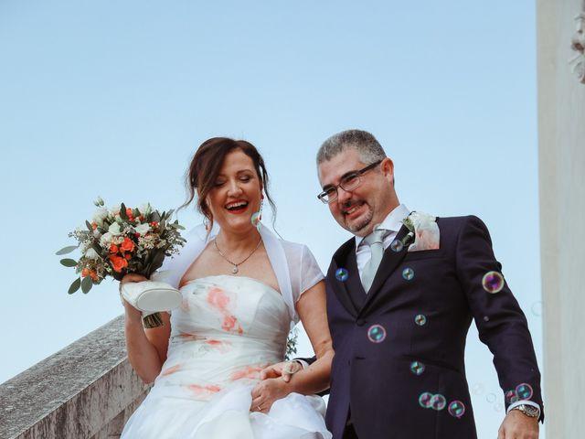 Il matrimonio di Luca e Raffaella a Bardolino, Verona 20