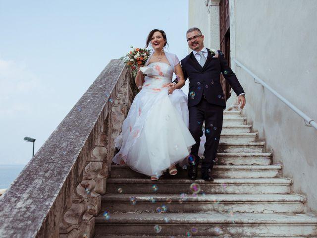 Il matrimonio di Luca e Raffaella a Bardolino, Verona 21