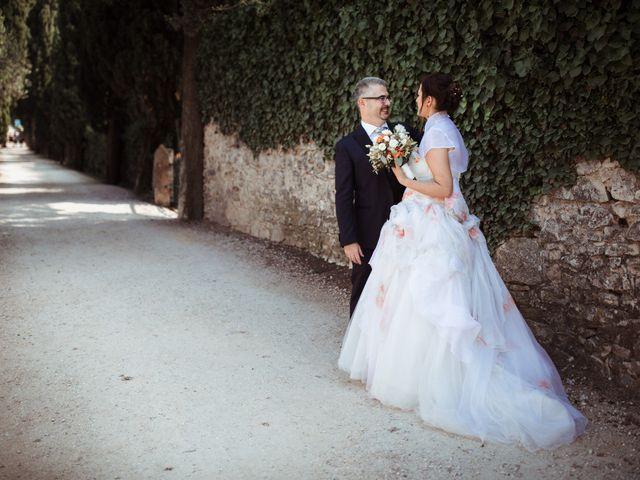 Il matrimonio di Luca e Raffaella a Bardolino, Verona 23