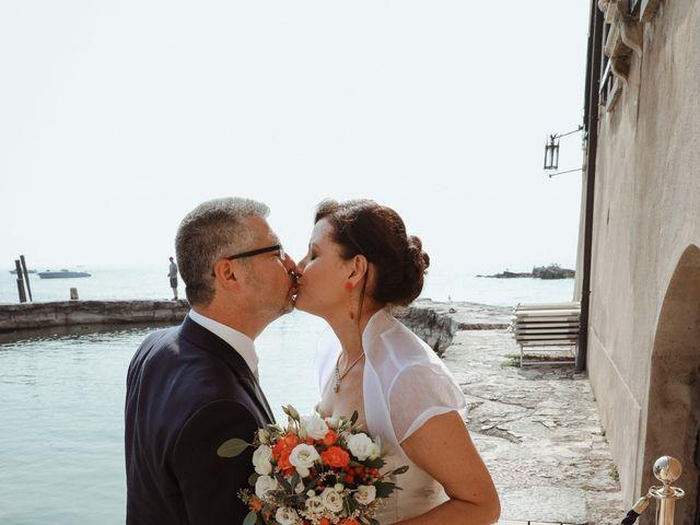 Il matrimonio di Luca e Raffaella a Bardolino, Verona 27