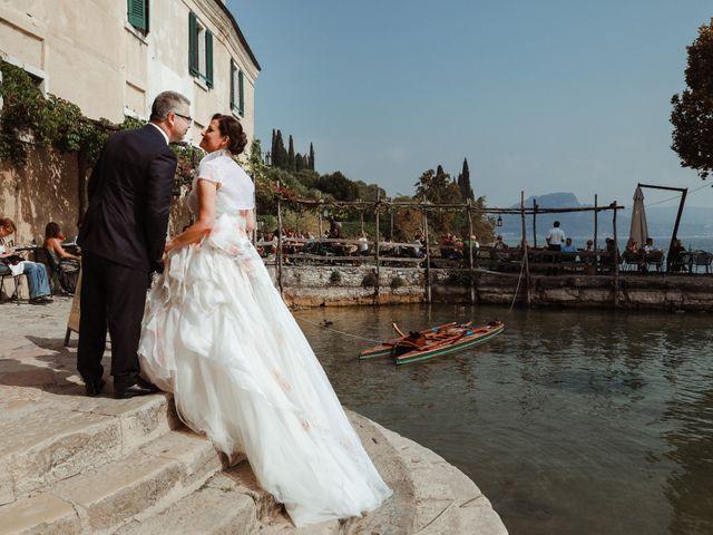 Il matrimonio di Luca e Raffaella a Bardolino, Verona 29