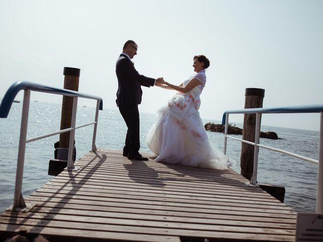 Il matrimonio di Luca e Raffaella a Bardolino, Verona 34