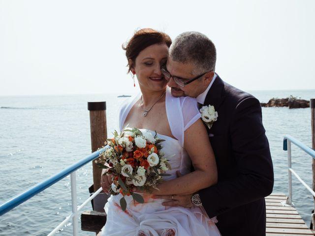 Il matrimonio di Luca e Raffaella a Bardolino, Verona 41