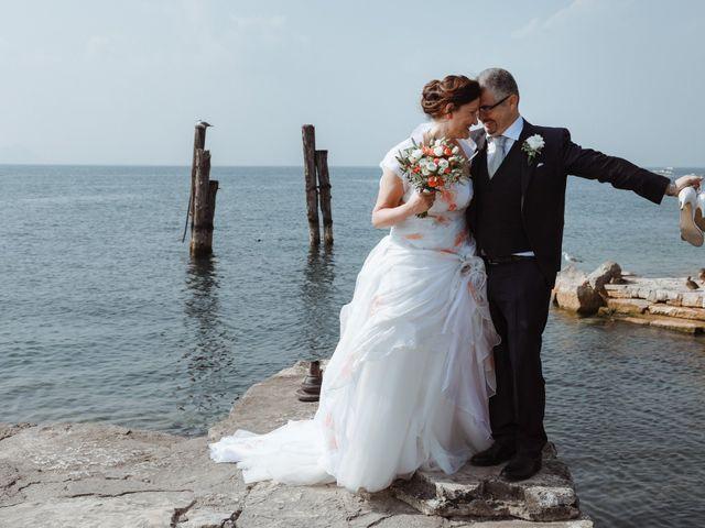 Il matrimonio di Luca e Raffaella a Bardolino, Verona 44