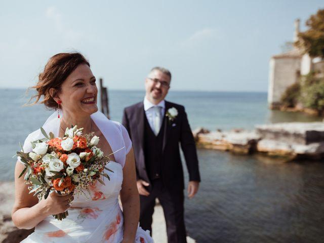 Il matrimonio di Luca e Raffaella a Bardolino, Verona 46