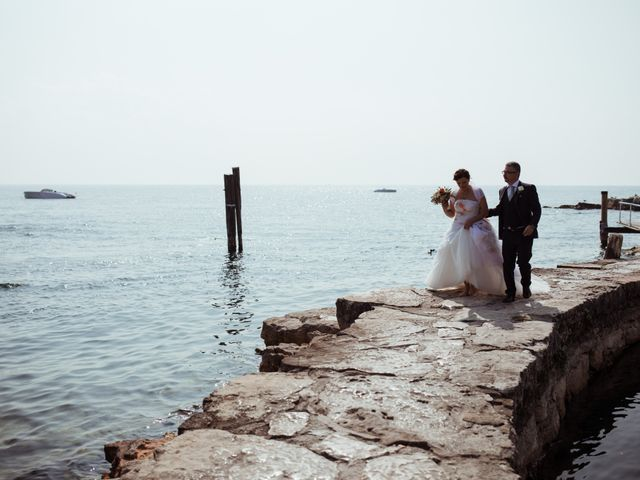 Il matrimonio di Luca e Raffaella a Bardolino, Verona 50