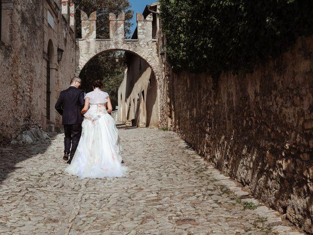 Il matrimonio di Luca e Raffaella a Bardolino, Verona 57