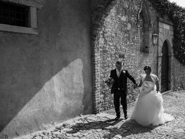 Il matrimonio di Luca e Raffaella a Bardolino, Verona 59