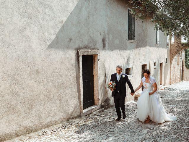 Il matrimonio di Luca e Raffaella a Bardolino, Verona 61