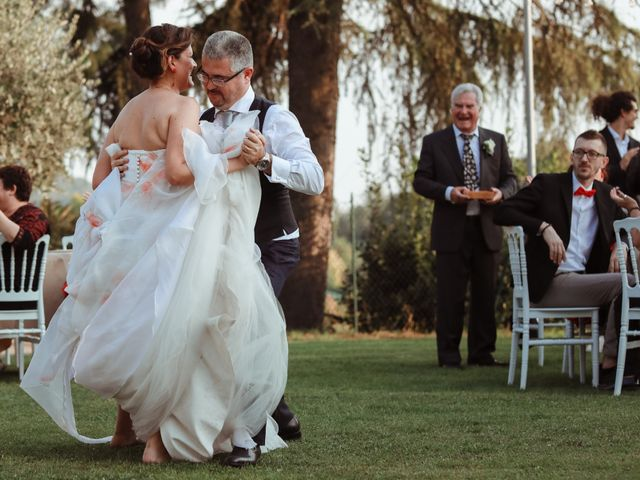 Il matrimonio di Luca e Raffaella a Bardolino, Verona 88