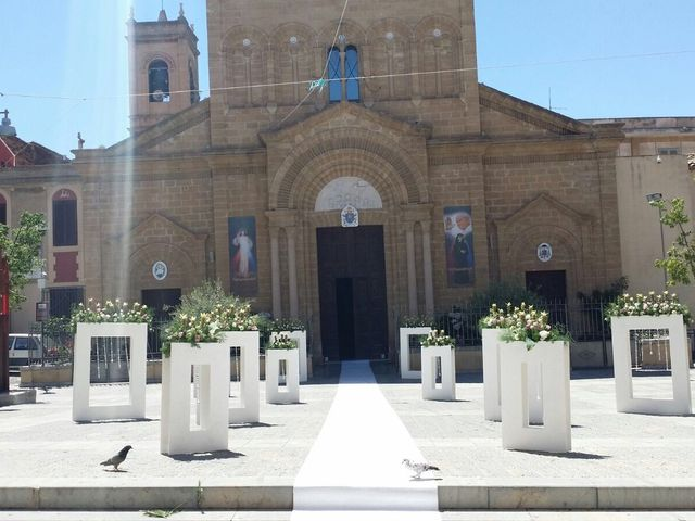 Il matrimonio di Carmine Nocito e Veronica Vitale a Palermo, Palermo 9