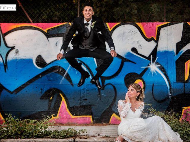 Il matrimonio di Carmine Nocito e Veronica Vitale a Palermo, Palermo 24