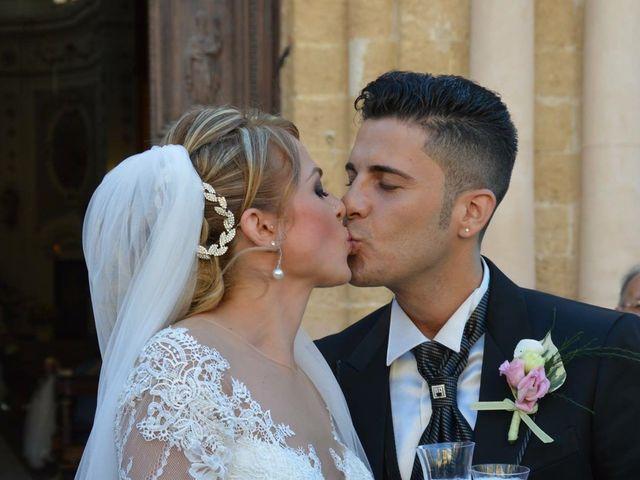 le nozze di Veronica Vitale e Carmine Nocito