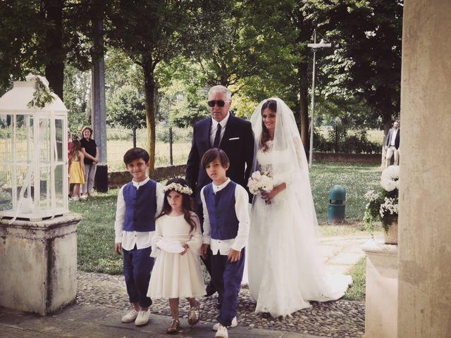 Il matrimonio di Alberto e Carlotta a Brignano Gera d'Adda, Bergamo 5