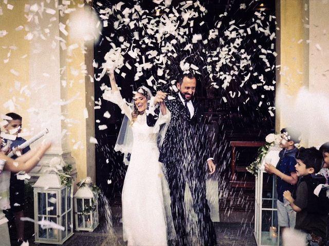 Il matrimonio di Alberto e Carlotta a Brignano Gera d'Adda, Bergamo 6