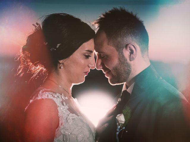 Le nozze di Alessia e Enzo