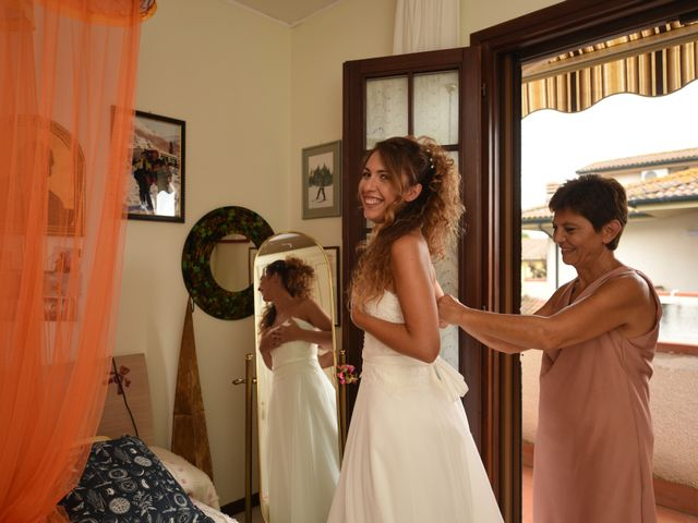 Il matrimonio di Giuseppe e Tania a Pisa, Pisa 3