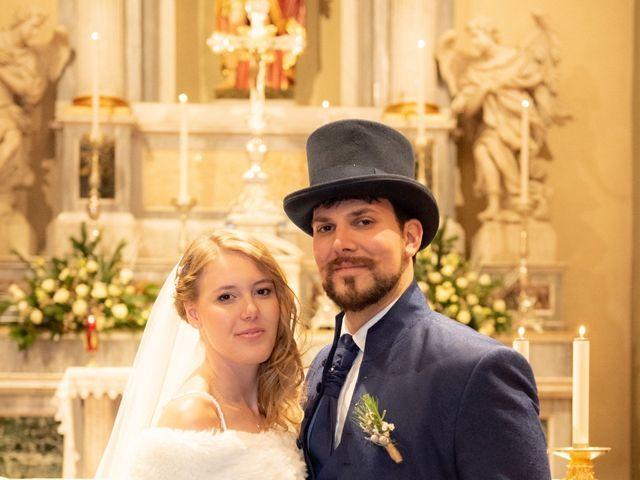 Il matrimonio di Alvin e Eliana a Como, Como 27