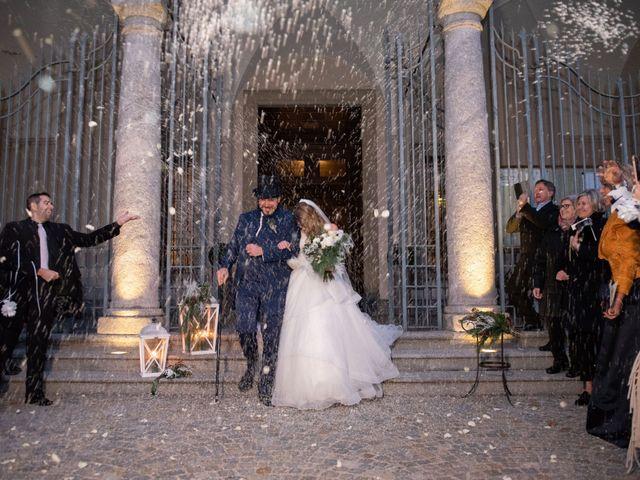 Il matrimonio di Alvin e Eliana a Como, Como 28