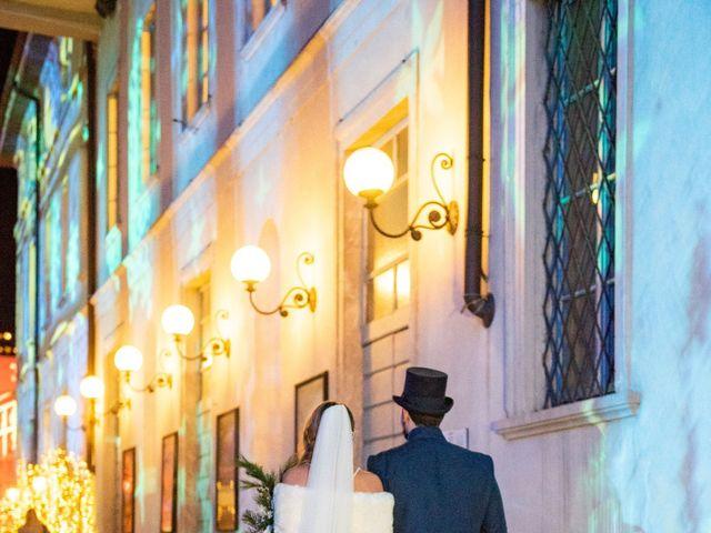 Il matrimonio di Alvin e Eliana a Como, Como 29