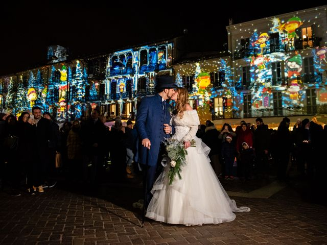Il matrimonio di Alvin e Eliana a Como, Como 35