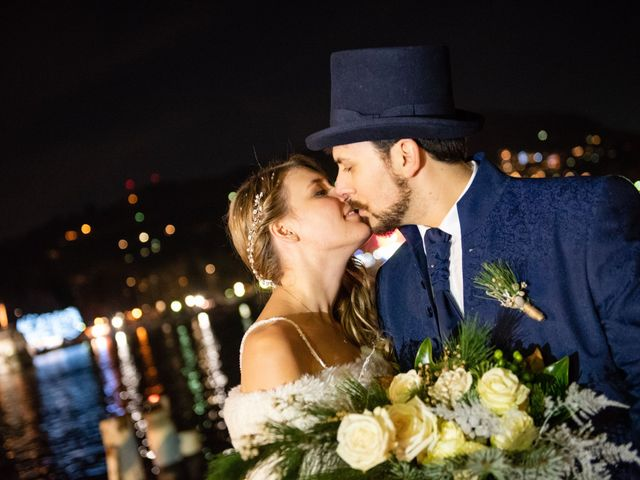Il matrimonio di Alvin e Eliana a Como, Como 37