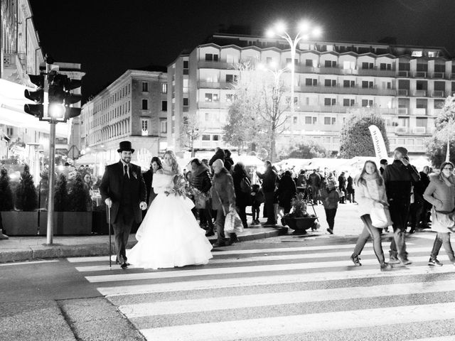 Il matrimonio di Alvin e Eliana a Como, Como 38