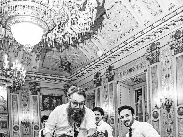 Il matrimonio di Alvin e Eliana a Como, Como 48