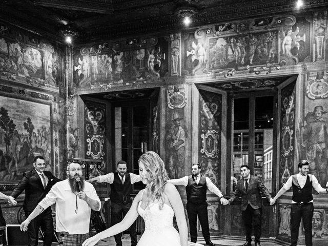 Il matrimonio di Alvin e Eliana a Como, Como 49